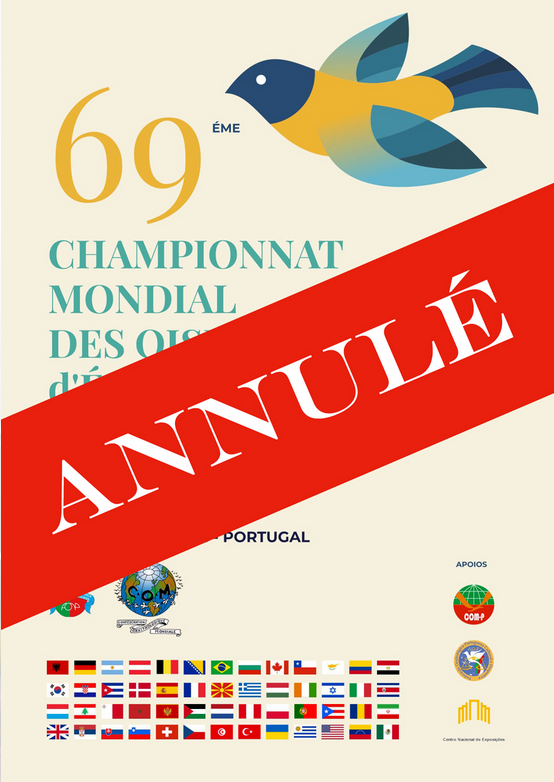 Championnat du Monde Santarem 2021 (Portugal)