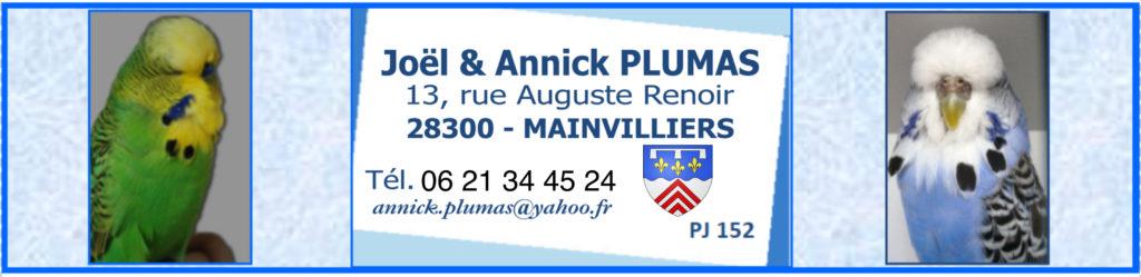 Annick et Joël PLUMAS
