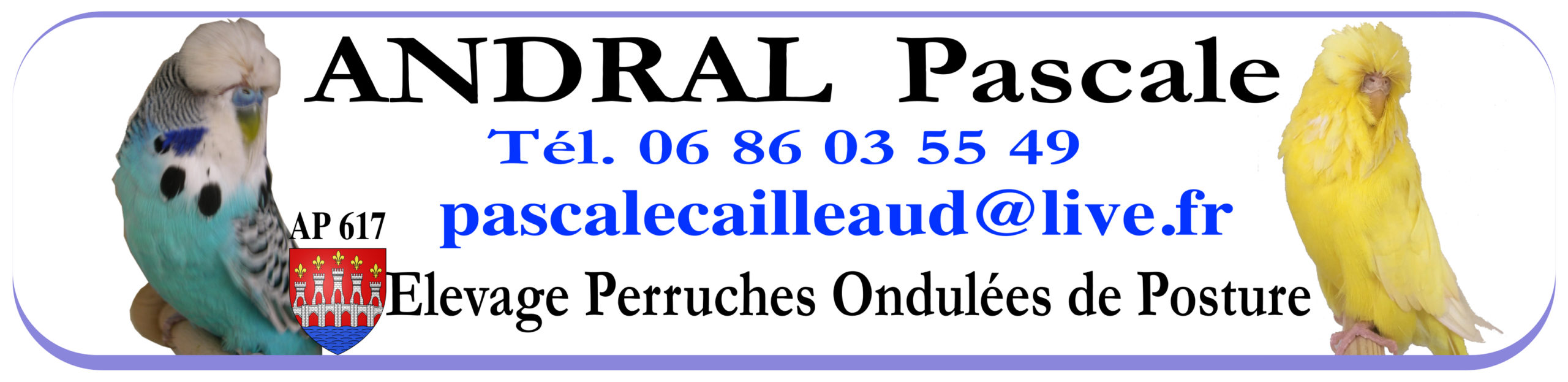 ANDRAL Pascale